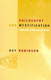 Philosophy and Mystification